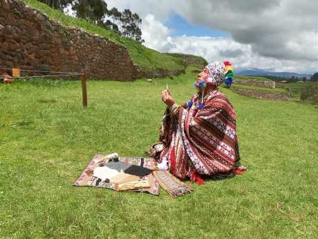 Spiritual Meditation in the Sacred Valley of the Incas & Machu Picchu 2 days