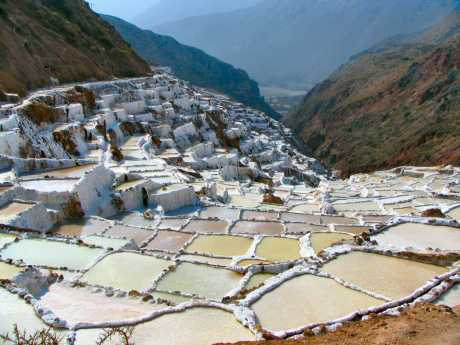 Salt Mines - Moray - Local School - Pachamanca Culinary - Homestay Family Chinchero