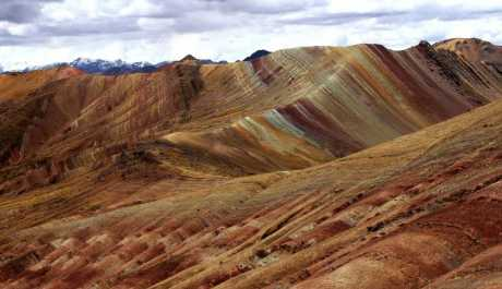 Rainbow Mountain Palccoyo & Hiking Retreat
